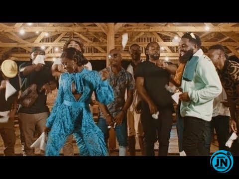 Afro B – Amina (Remix) ft. Wande Coal & Team Salut